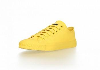 Fair Trainer Monochrome Lo cut tenisky - žlutá buttercream