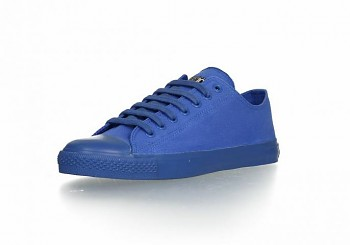 Fair Trainer Monochrome Lo cut tenisky - modrá glow