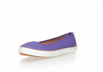 Ethletic Fair Dancer Collection balerinky - fialová purple rain