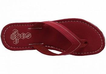 Ethletic Fair Flip Collection - červená trueblood