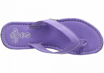 Ethletic Fair Flip Collection - fialová purple rain