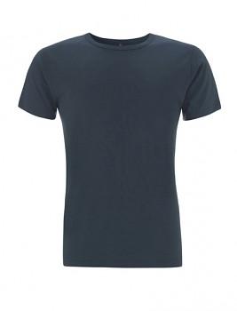 CC Pánské bambusové tričko - modrá denim