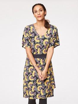 ERLYNNE dámské šaty z bambusu a biobavlny