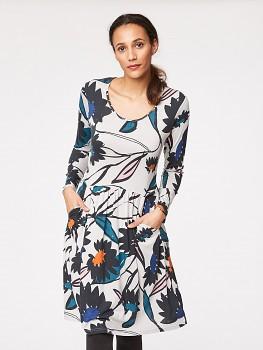 CALDER dámské šaty z bambusu a biobavlny
