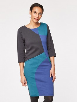 DINSKY dámské šaty z biobavlny