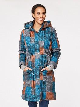 HEPWORTH dámská bunda ze 100% biobavlny s nepromokavou úpravou