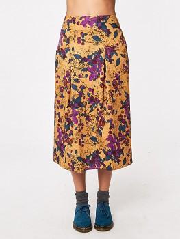 ROSSETTI dámská sukně z tencelu a biobavlny