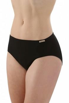 Comazo Earth Dámské klasické kalhotky (jazz pants) ze 100% biobavlny - černá