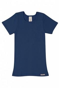 Comazo Earth dětské tričko ze 100% biobavlny - tmavě modrá marine