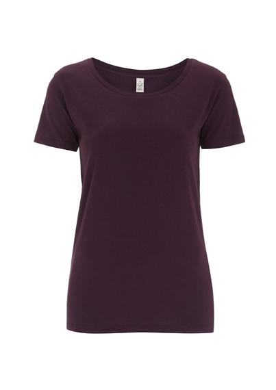 82c563c14b Dámské bambusové tričko - fialová lilková 30denni garance vraceni ...