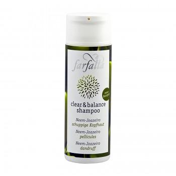 Farfalla šampon pro mastné vlasy Clear&Balance