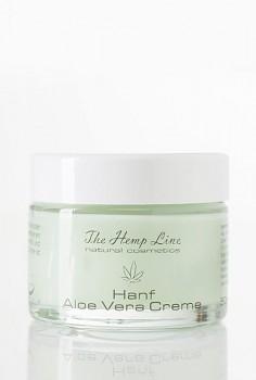HempLine konopný krém s aloe vera - 50 ml