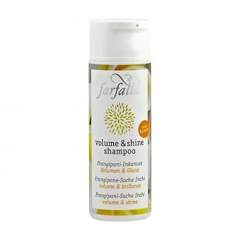 Farfalla šampon pro lesk a objem Volume & Shine - 200 ml