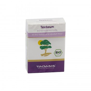 Taoasis pastilky Tea tree - 30 g