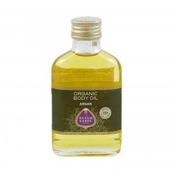Eliah Sahil Ajurvédský 100% bio tělový olej ARGAN - 100 ml