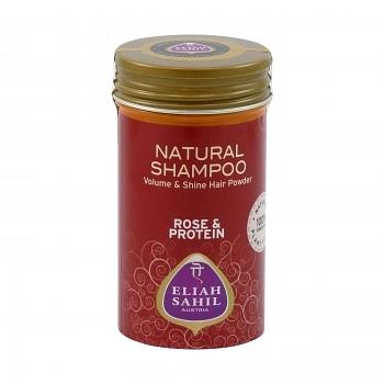 Eliah Sahil Ajurvédský práškový šampon pro větší objem - 100 g