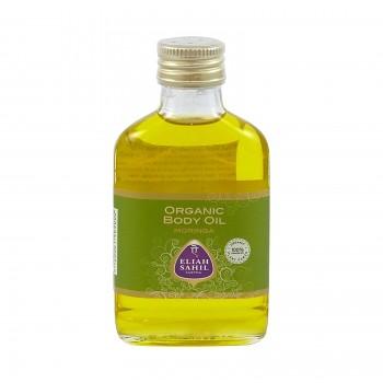Eliah Sahil Ajurvédský bio tělový olej MORINGA - 100 ml