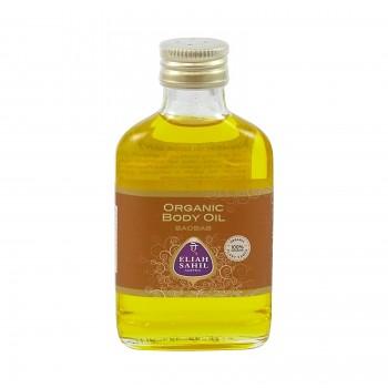 Eliah Sahil Ajurvédský bio tělový olej BAOBAB - 100 ml