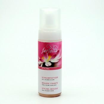 Farfalla pěnové tužidlo pro pevnost, objem a les Volume & Shine - 150 ml