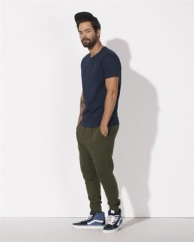 STANLEY HIPS Pánské tričko s krátkým rukávem ze 100% biobavlny - tmavě modrá navy