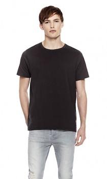 CC Pánské tričko ze 100% biobavlny - černá