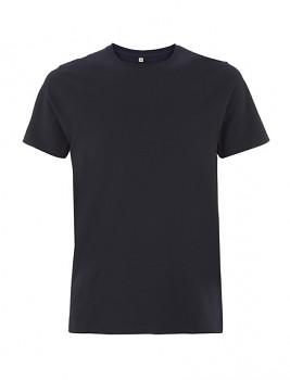 CC Pánské tričko ze 100% biobavlny - tmavě modrá navy
