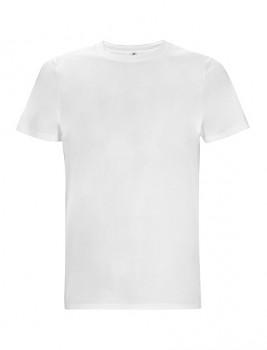 CC Pánské tričko ze 100% biobavlny - bílá