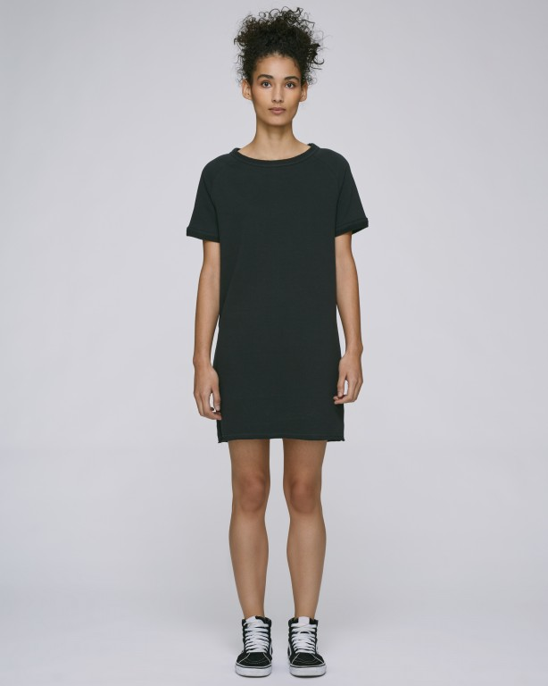 2a2afd66c58 Stella TENDERS dámské šaty z biobavlny - černá 30denni garance ...