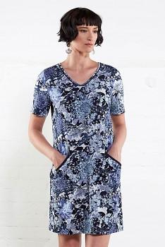 HANA dámská letní tunika ze 100% bavlny