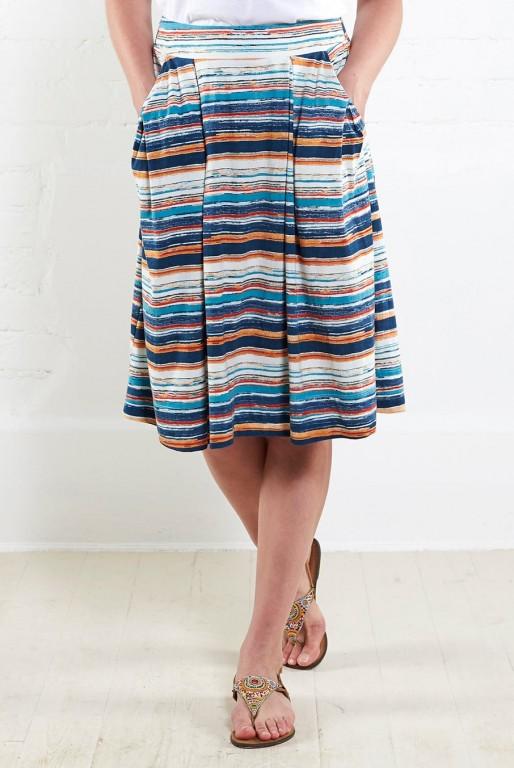 549bf9bd916 MANGO dámská letní sukně z biobavlny 30denni garance vraceni zbozi ...