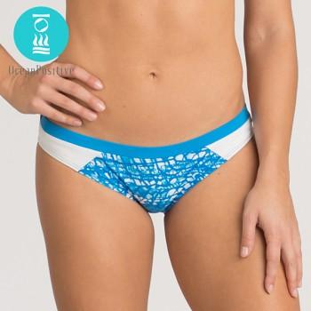 MALUKU spodní díl plavek bikini - modrá