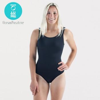 GILI dámské jednodílné plavky - černá