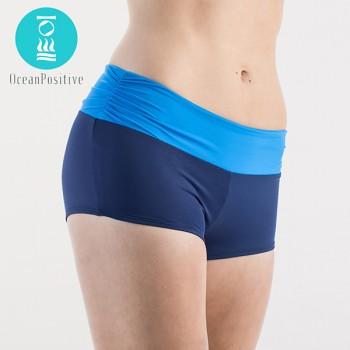 NUSA  spodní díl plavek (šortky) - modrá