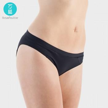 MALUKU spodní díl plavek bikini - černá