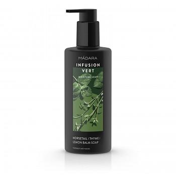 Tekuté mýdlo na tělo vyživující Infusion Vert Mádara - 300 ml