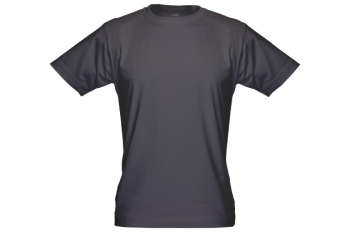 Pánské bambusové tričko šedé