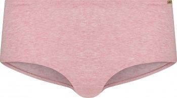 Comazo Earth Dámské kalhotky (panty) z biobavlny - růžová rosa melange
