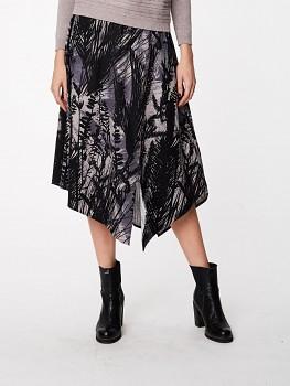 CITY NATURE  dámská sukně z konopí