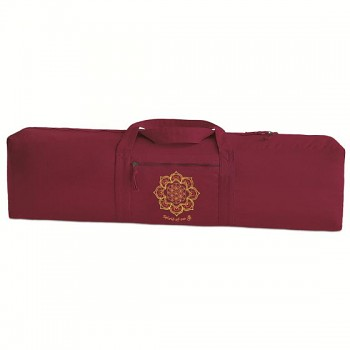 SEED OF LIFE taška na jógu - fialová