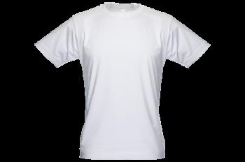 Pánské bambusové tričko bílé