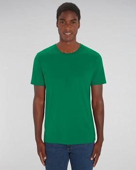CREATOR Unisex tričko s krátkým rukávem ze 100% biobavlny - zelená varsity