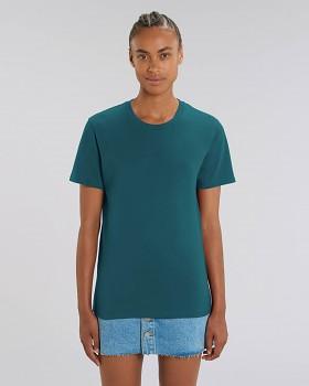 CREATOR Unisex tričko s krátkým rukávem ze 100% biobavlny - modrá stargazer