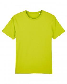 CREATOR Unisex tričko s krátkým rukávem ze 100% biobavlny - zelená scale