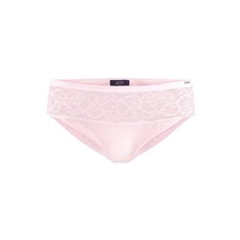 GIULIA dámské kalhotky hipsters z biobavlny - růžová rosé