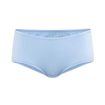 CINDY dámské kalhotky panty z biobavlny - světle modrá