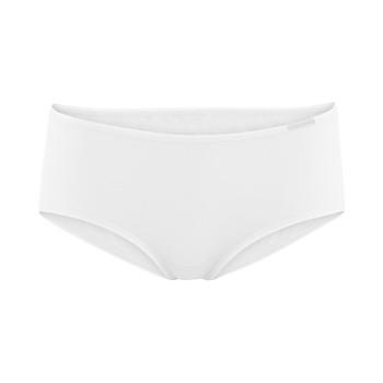 CINDY dámské kalhotky panty z biobavlny - bílá