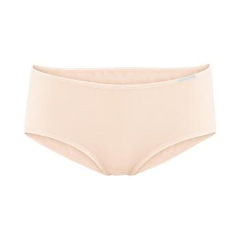 CINDY dámské kalhotky panty z biobavlny - pleťová