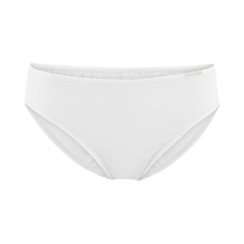 CLARISSA dámské kalhotky panty z biobavlny - bílá