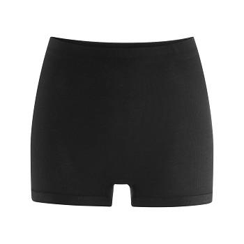 SEA dámské kalhotky (shorty) ze 100%  biobavlny - černá