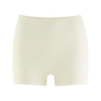 SEA dámské kalhotky (shorty) ze 100%  biobavlny - přírodní